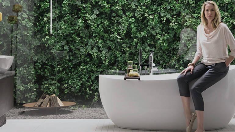 Badsanierung mit zeitlosem Design